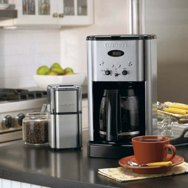 Coffee Makers Cuisinart DCC-1200 Brew Central